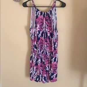 Lilly Pulitzer Gianna Romper